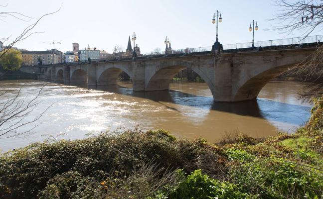 Las obras del Puente de Piedra y el Camino de Santiago se licitarán este semestre