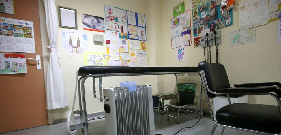 La fría consulta del médico