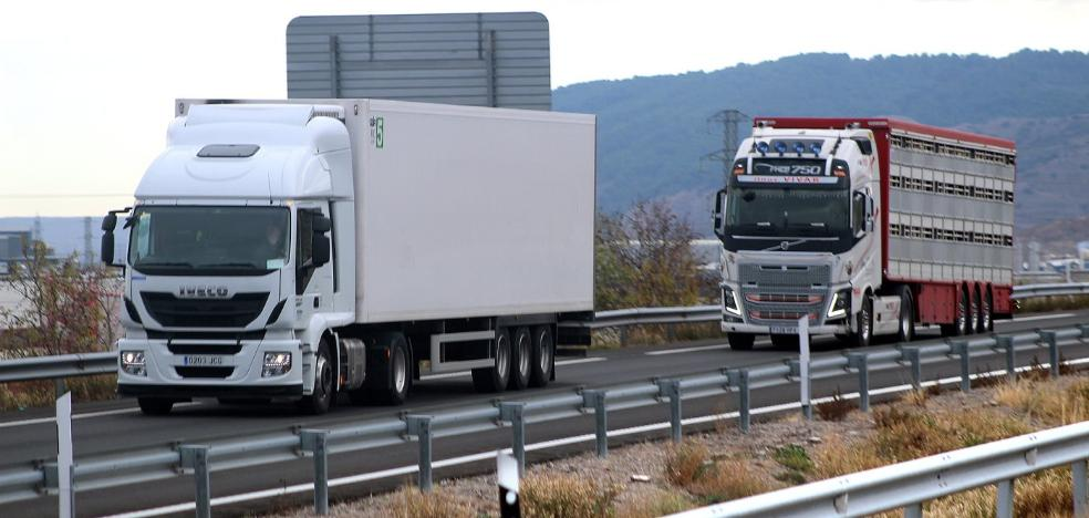 Fomento se compromete a cambiar la salida de camiones de la AP-68 en Tudela