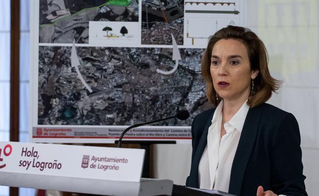 Las obras del Puente de Piedra y del Camino de Santiago se licitarán en el primer semestre del año