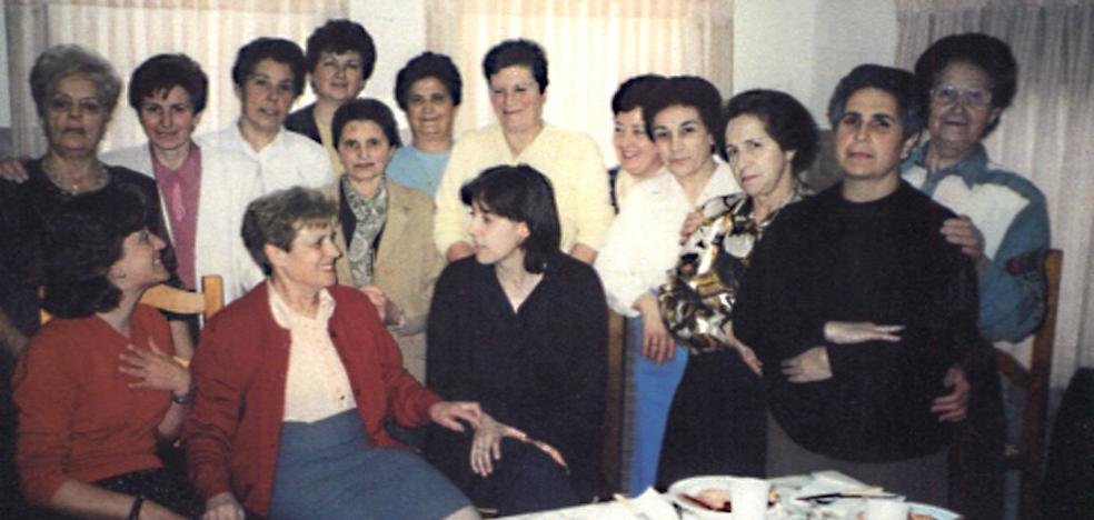 Grupo de mujeres de Galilea