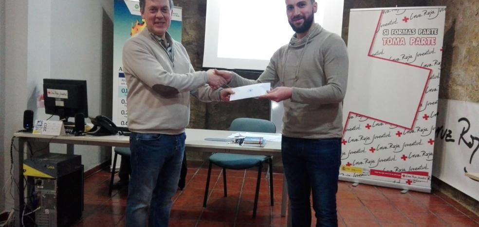 La Cruz Roja recibe 400 euros del Haro Deportivo