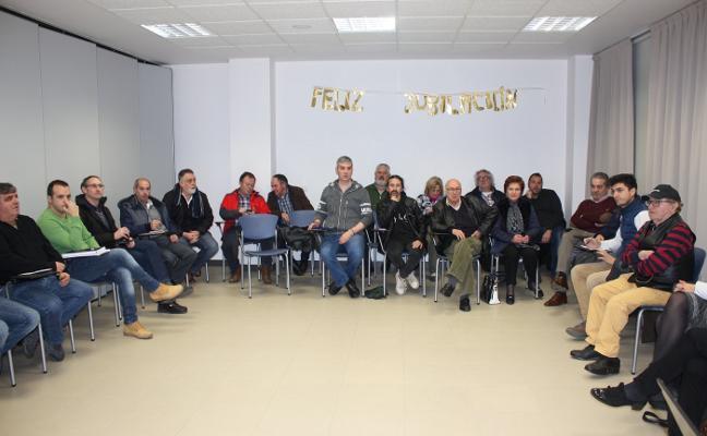 El consejo de salud de Nájera ya contó con la presencia de alcaldes de la zona
