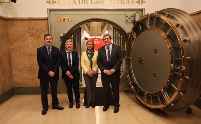 La Fundación San Millán y el Instituto Cervantes renuevan su colaboración