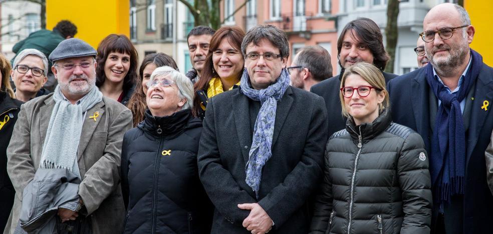 Junts per Catalunya afirma que «nada impide» investir a Puigdemont