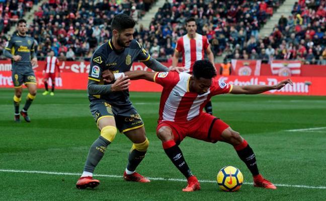 Goleada histórica del Girona