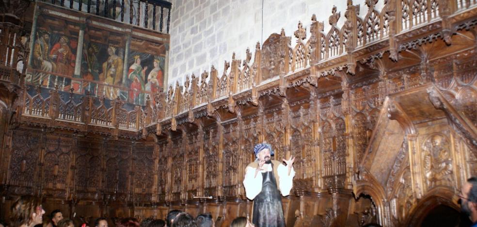El atractivo de Santa María la Real