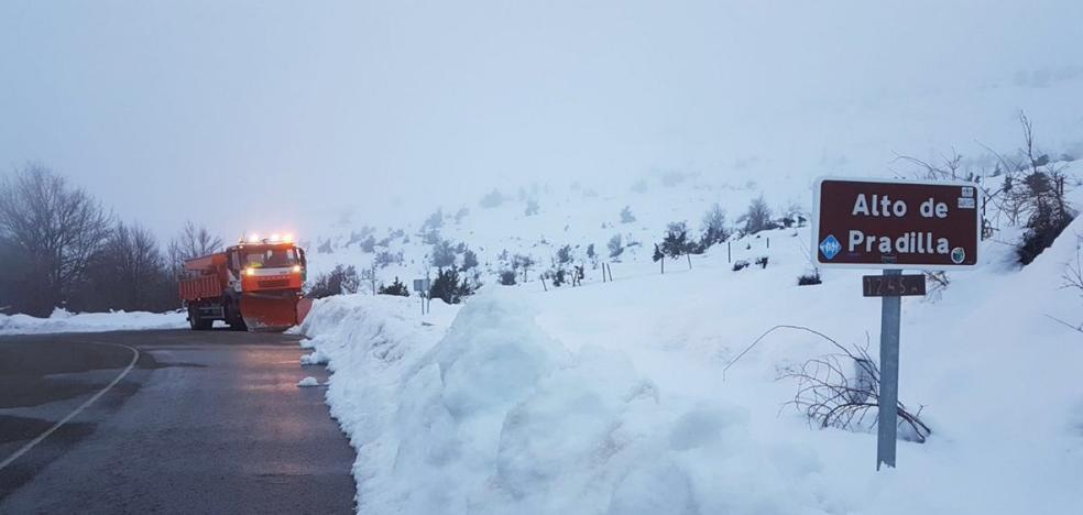 La Rioja supera la segunda ola de frío del 2018 sin incidencias destacadas