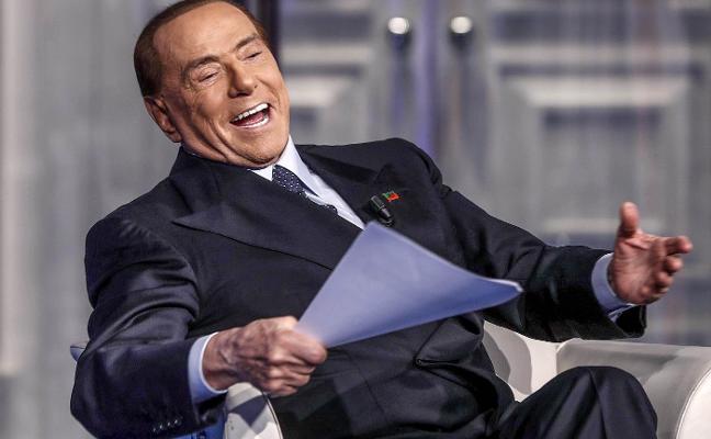 Renace Silvio Berlusconi, el ave fénix de la política italiana