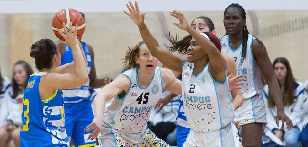 El Campus Promete vuelve a caer tras un mal partido en Sant Adriá