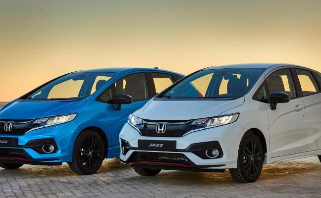 Honda presenta un renovado Jazz