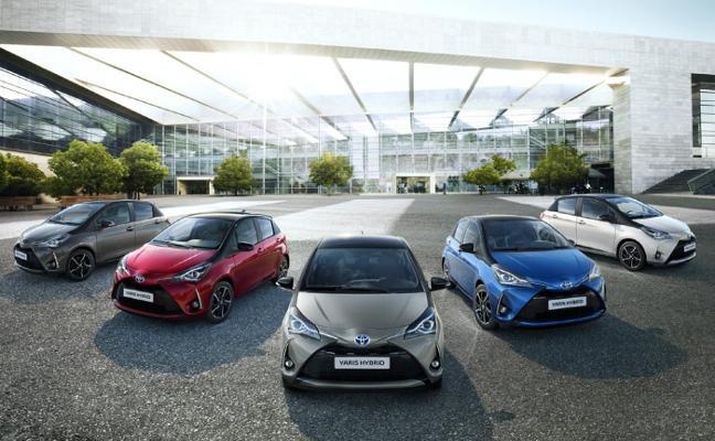 Toyota no vende diésel en Italia