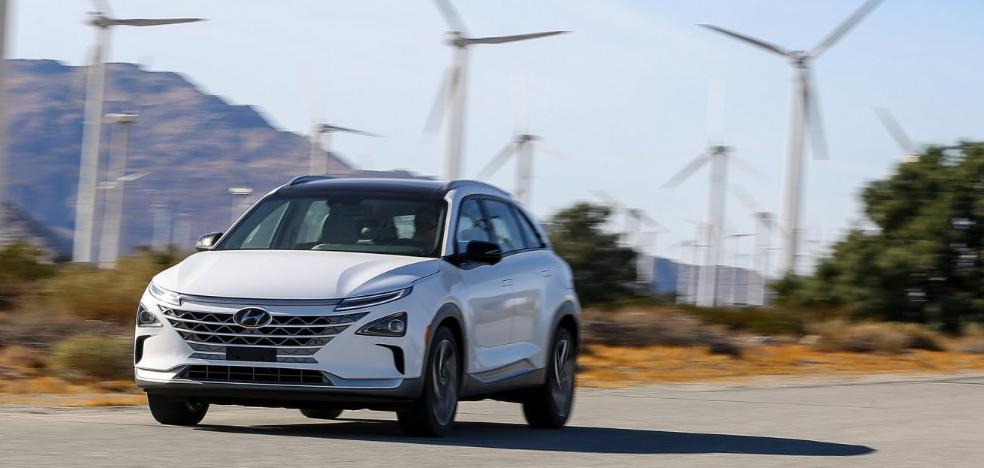 Hyundai trabaja con el hidrógeno