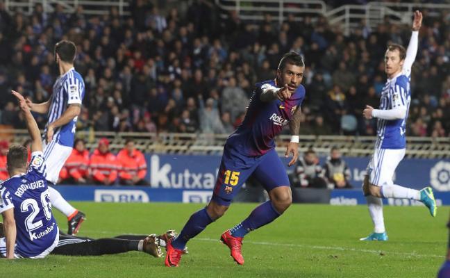 El Barça, invicto a base de golazos
