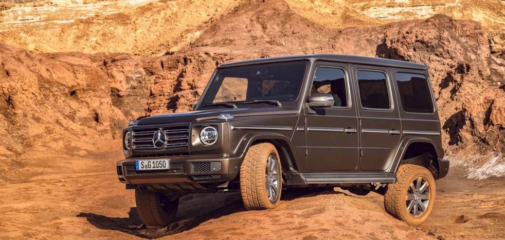 Mercedes Clase G, la evolución de un diseño inconfundible
