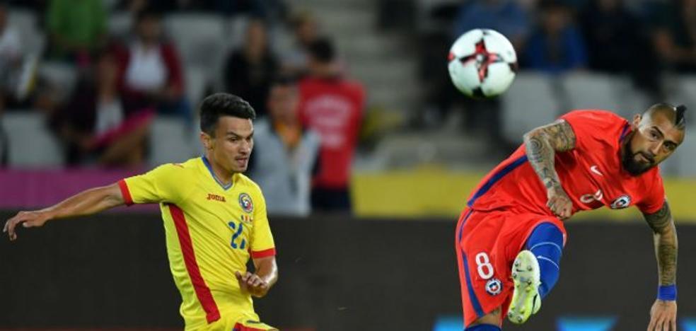 El rumano Cristian Ganea ya es jugador del Athletic