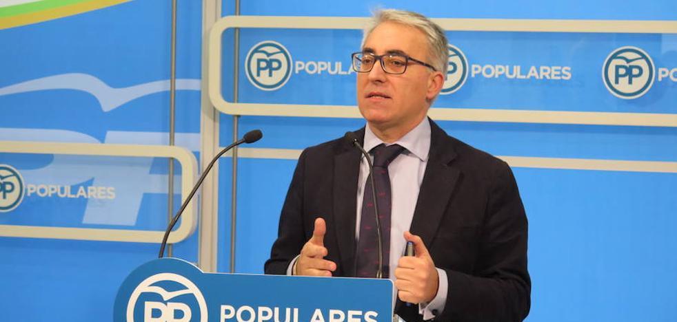 El PSOE debería retirar varias enmiendas al presupuesto que «son ilegales», según el PP