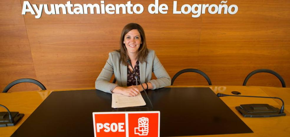 El PSOE denuncia que Logroño no logra la financiación adecuada en servicio social