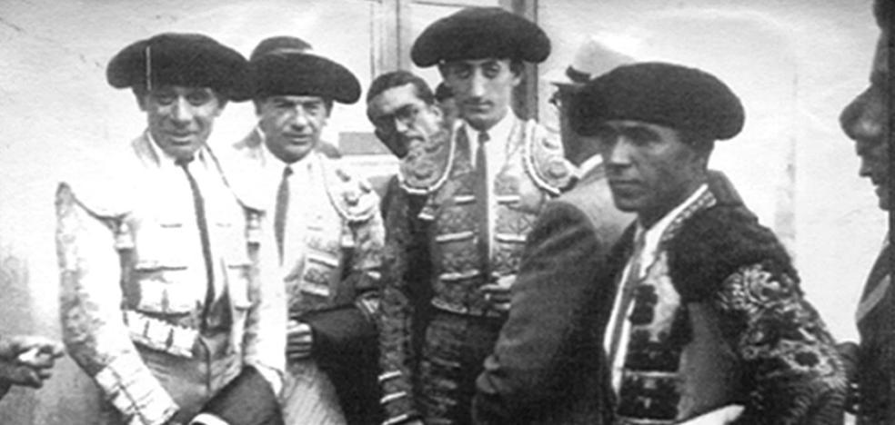 La Retina: Manolete en Logroño, en 1944
