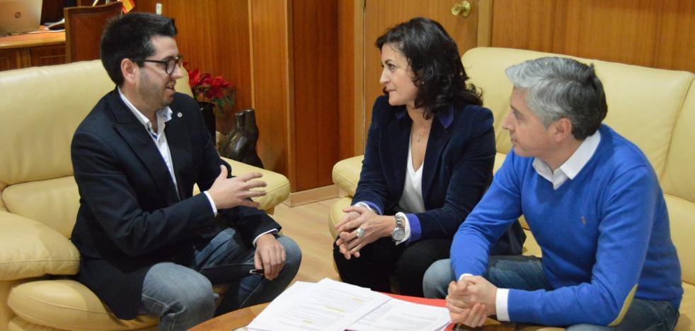 El PSOE pide 400.000 euros en el Presupuesto para la mejora del acceso norte