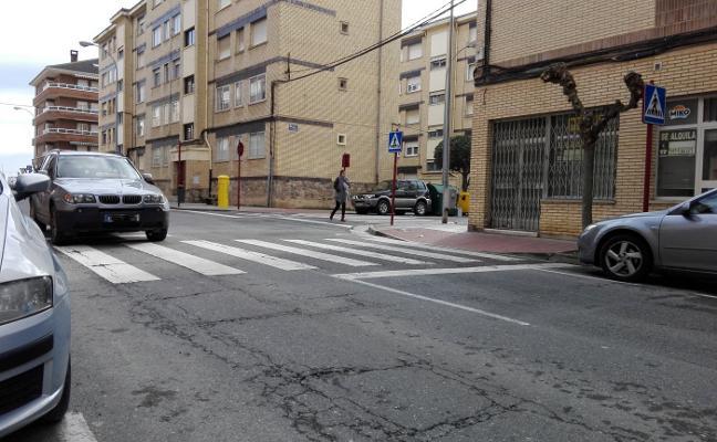 El robo del vehículo que arrolló a una niña en Haro fue denunciado tras el accidente