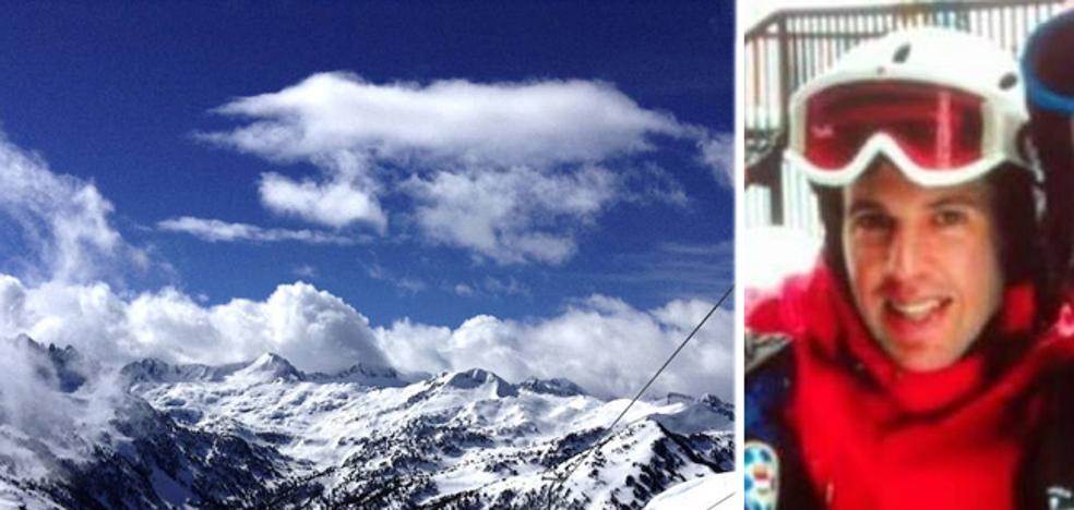 Fallece un exmonitor de Valdezcaray esquiando en Baqueira
