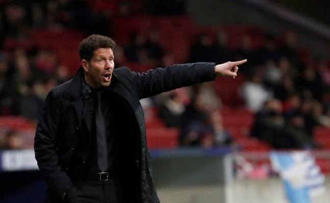 Atlético-Sevilla, en directo