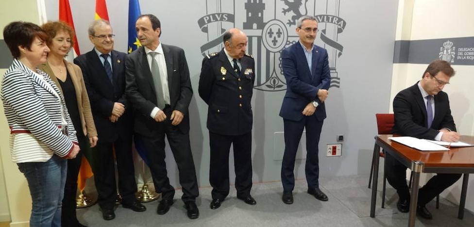 Estudiantes de la UR harán prácticas en la administración del Estado en La Rioja