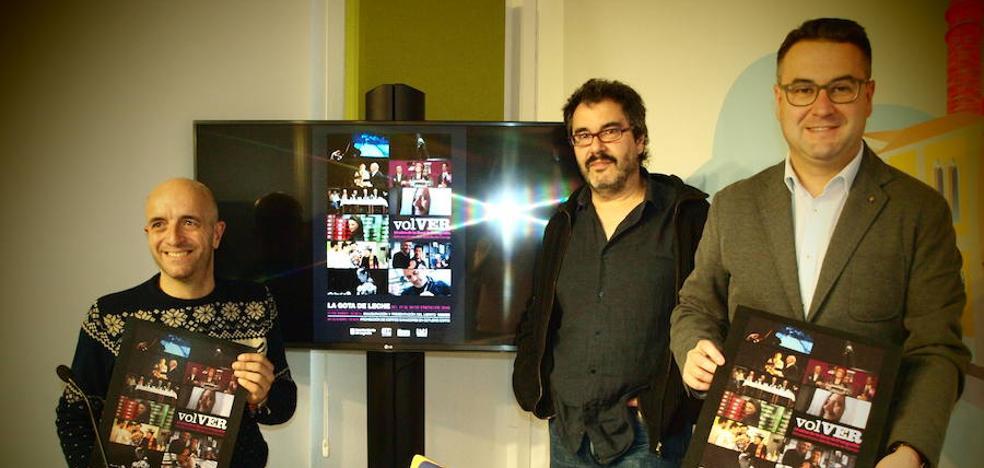 Alumnos del IES Batalla de Clavijo exponen en imágenes el Octubre Corto