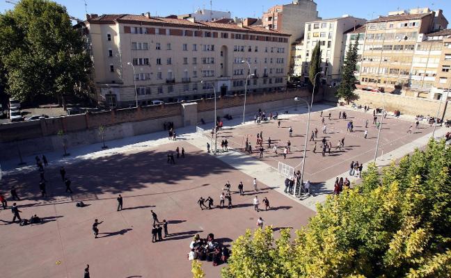La jornada continua se abre paso también en los colegios concertados de Logroño