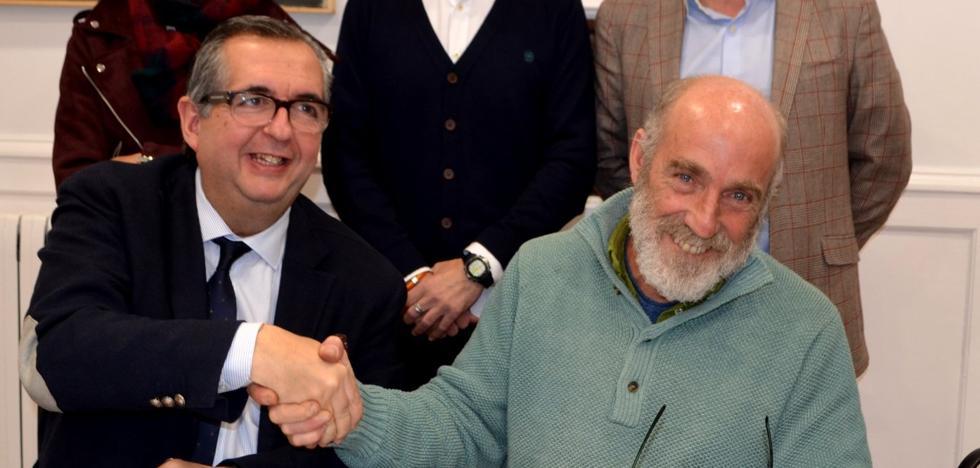 PP y PR+ pactan la aprobación del próximo Presupuesto de Calahorra