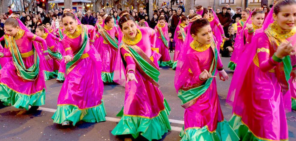 Se abre el plazo para participar en el desfile de Carnaval