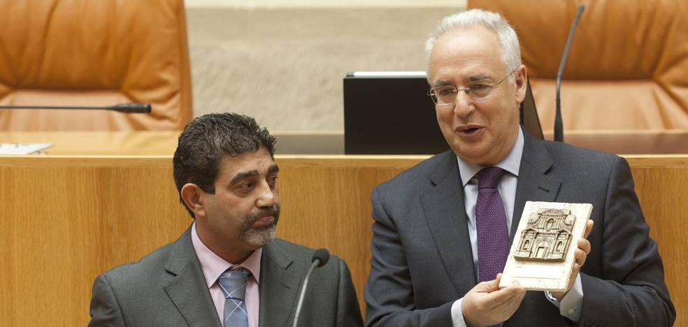 Jiménez amenaza con «movilizar a 9.000 gitanos» contra el Gobierno de La Rioja