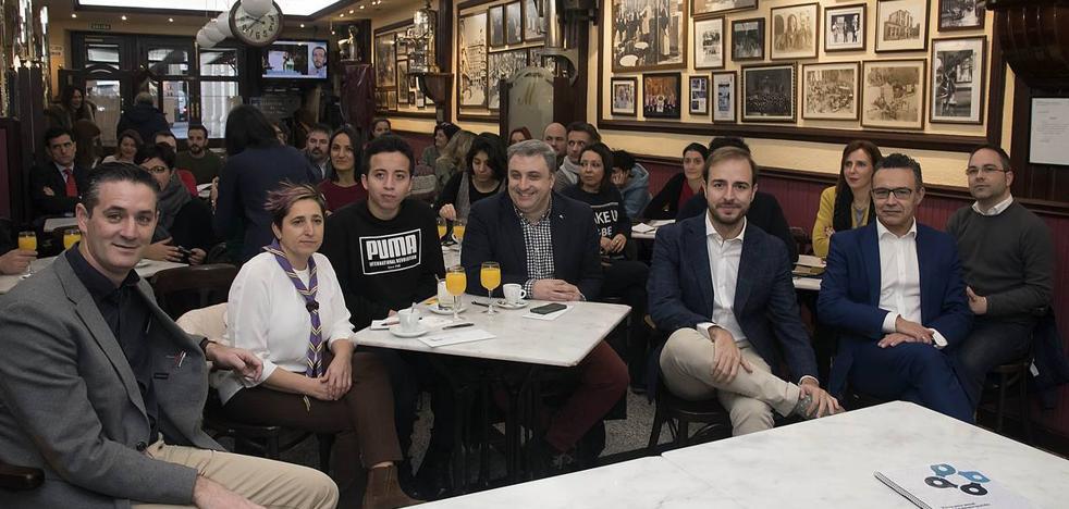 El INJUVE quiere llevar el Pacto por la Emancipación de La Rioja a la reunión Iberoamericana de juventud de Guatemala