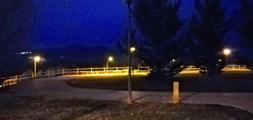 La Guindilla: la oscuridad se adueña del parque