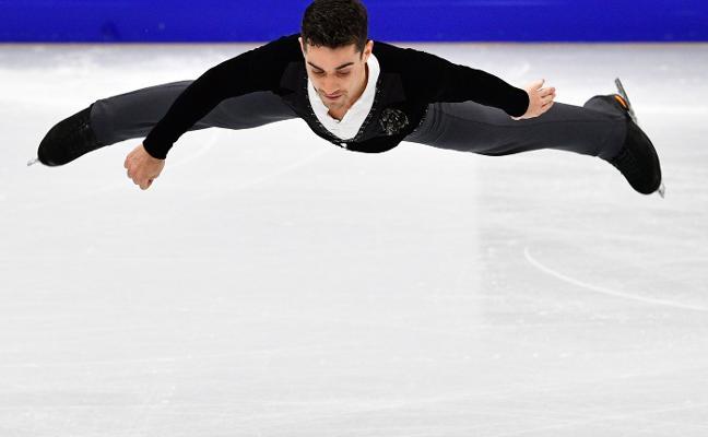 El gran salto de 'SuperJavi' hacia el sexto oro europeo