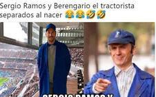 El azul Klein (de la discordia) de Sergio Ramos