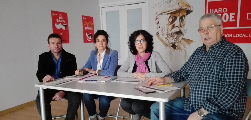 El PSOE presenta cinco enmiendas a los Presupuestos de más de 1,3 millones