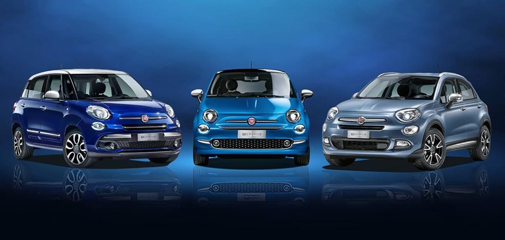 Fiat 500 Mirror, la gama más conectada
