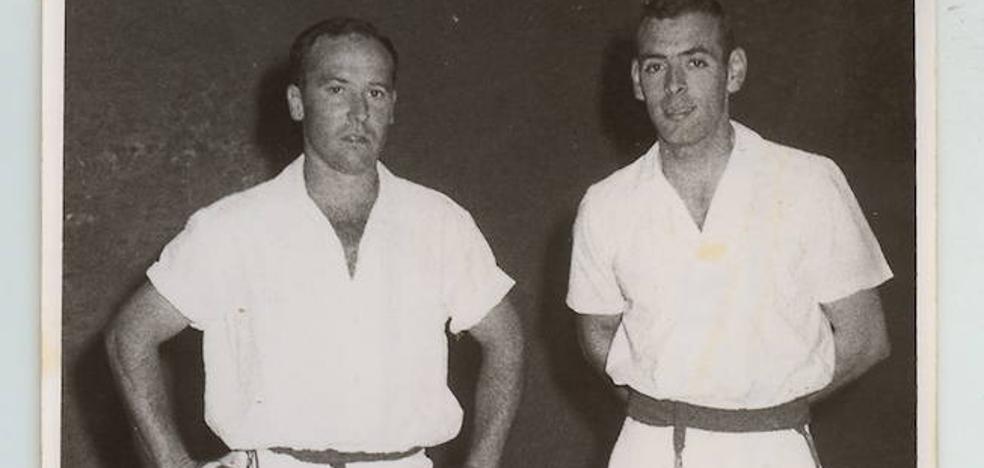Fallece a los 77 años el pelotari riojano Juanito del Val
