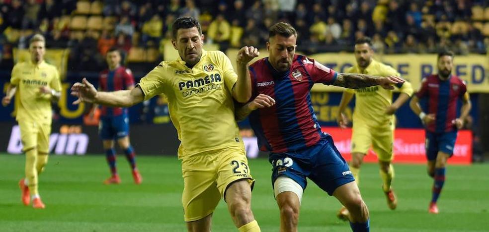 Villarreal-Levante, en directo