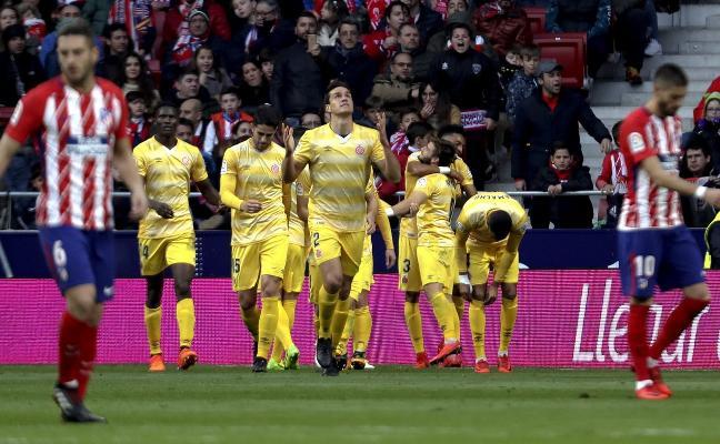 El Atlético entrega la Liga