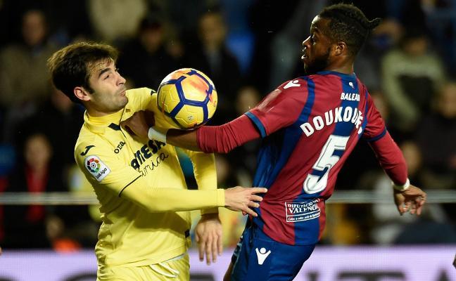 El Villarreal fue superior al Levante
