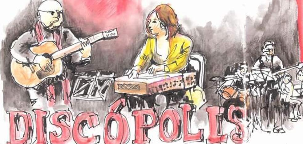 Discópolis cumple 10.000 programas: la playlist de José Miguel López