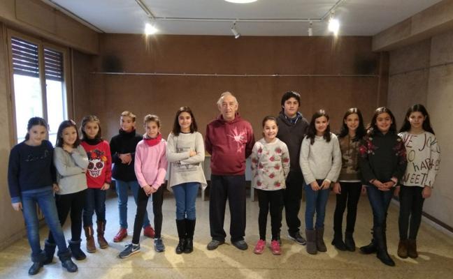 El taller de teatro infantil de Santo Domingo inicia el curso con 14 alumnos