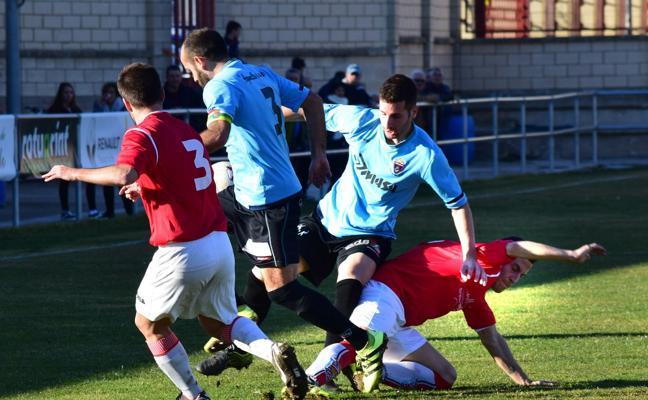 Justo empate en San Roque entre Agoncillo y Villegas