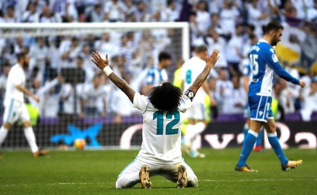 El Madrid se rearma para el PSG
