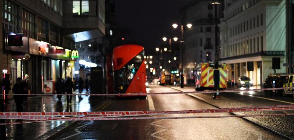 Más de mil evacuados por un escape de gas en Londres