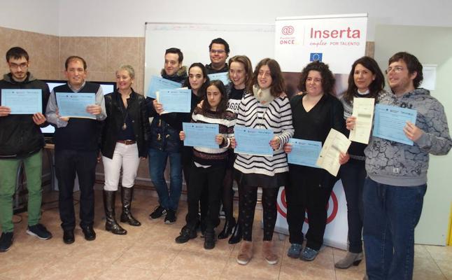 La alcaldesa destaca la labor de Asprodema para construir «un Logroño inclusivo»