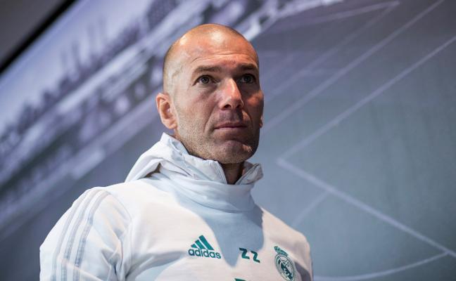 Zidane advierte de posibles despistes